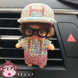Désodorisant voiture Oh My Monkey Casquette